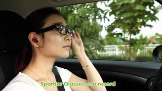 Bluetooth 4.0 Smart Glasses /Phone Call/Music/Camera/Recorder Instruction from Likebuying