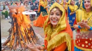 HULLLE NE MAAYE HULLE-A song on Lohri by Richa Sharma