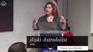 İlişki Astrolojisi - Juno; YŞBD Konferansı