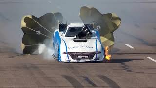 Things get hot for Tommy Johnson Jr. in Arizona