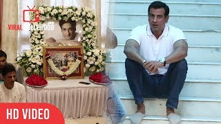 Ronit Roy At Inder Kumar's Prayer Meet | Prayer Meeting Of Inder Kumar