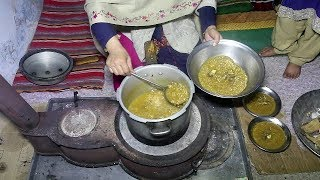 Phulai  - Traditional Food Recipe Of Nagar Valley - Gilgit Baltistan || Winter Recipe