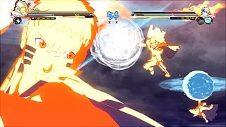 Naruto Ultimate Ninja Storm 4 Road to Boruto - NEW Hokage Naruto DLC All Movesets (Boruto Movie DLC)