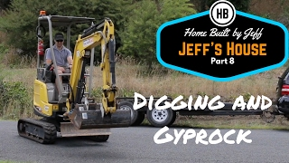 Time for Gyprock - Jeff's House part 8