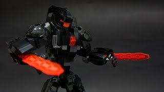 Lego Obsidian Fury Pacific Rim Uprising