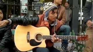 Darjeeling BOYS sing A song