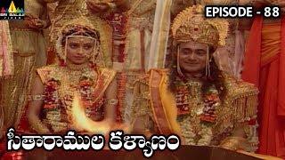 సీతారాముల కళ్యాణం   Vishnu Puranam Episode 88   Sri Balaji Video
