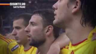 Caravana Eu sunt 12: ziua 17 (Satu Mare). Echipa nationala a Romaniei merge la Euro 2016
