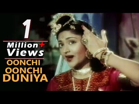 Xxx Mp4 Oonchi Oonchi Duniya Ki Deewarein Vaijayanti Mala Lata Mangeshkar Nagin Dance Song 3gp Sex