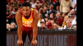 Best of Donovan Mitchell During the Jazz
