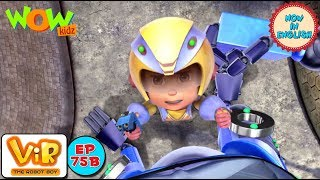 Vir: The Robot Boy - Vir v/s cosmic wolf powers - As Seen On HungamaTV - IN ENGLISH