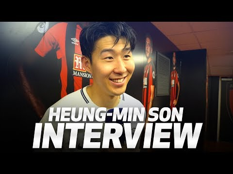 Xxx Mp4 HEUNG MIN SON ON BOURNEMOUTH WIN MY SMILE IS BACK 3gp Sex