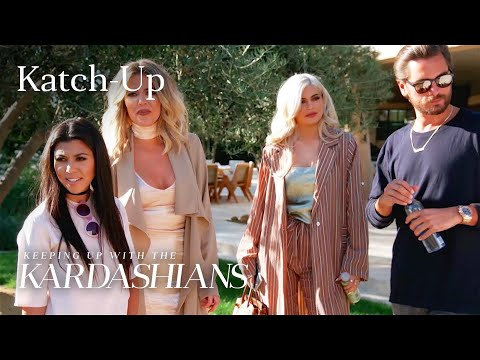 Keeping Up With the Kardashians Katch Up S12 EP.21 E