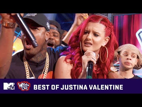 Justina Valentine s TOP Freestyles Clapbacks & Best Moments Vol. 1 Wild N Out MTV