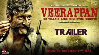 Veerappan Official Trailer  Hindi Movie 2016 hd