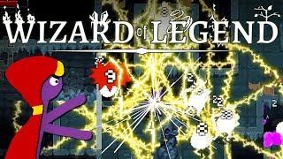 Übermächtig!   04   Wizard of Legend