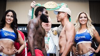 Broner vs. Garcia: Weigh-In | July 29 on SHOWTIME