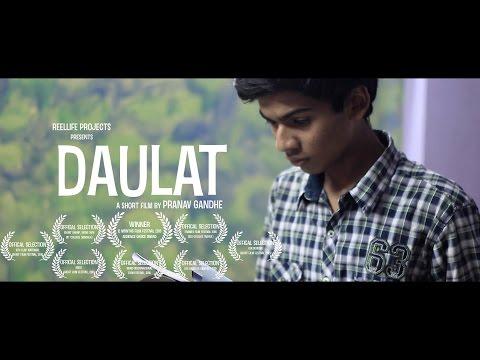 DAULAT | Award Winning Hindi Short Film | 48HFP | Mumbai,Maharashtra,India|ReelLife Projects|2015