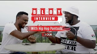 #BalconyInterview (1/3): HHP On Being Controversial, AKA's Latest Singles x Revolutionary #Pasopa