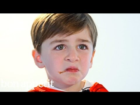 Kids Try Grown Up Chocolate Bon Appetit