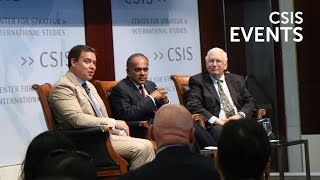 The Banyan Tree Leadership Forum with K Shanmugam, Foreign Minister of Singapore