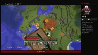 Minecraft -  Détente