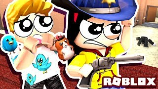 Sheriff Lastic the Protector - Roblox Murder Mystery 2 with Gamer Chad - DOLLASTIC PLAYS!