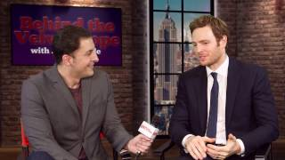 """Nick Gehlfuss on Kissing Scenes with His Co-Star's Wife on """"Chicago Fire"""""""