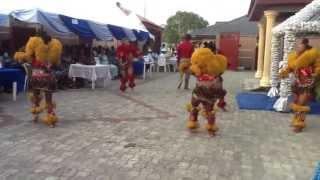 Efik cultural dance