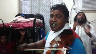 দুবাইতে পাগলা সুলতান শাহ্ এর  নামে বাউল গান। বাড়ীখলা, নবীনগর বি-বাড়ীয়া।
