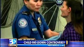 TSA = Total Sexual Assault - Woman forced to remove prosthetic breast 3/3