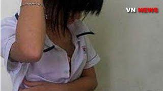 Nữ sinh 15 tuổi bị ông lão u70