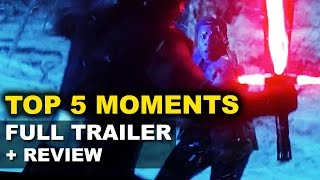 Star Wars The Force Awakens Trailer Review : Beyond The Trailer