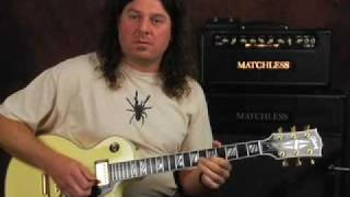 Guitar speed building with hammers and pull off licks lesson