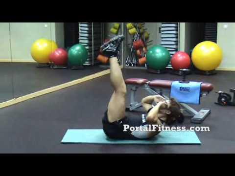 Ejercicios básicos y avanzados de abdominales Basic Abs