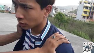 Worst animation action nepali short movie (comedy flim)DDXSS