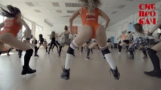 SIBPROKACH workshops promo: The biggest dance event in Siberia