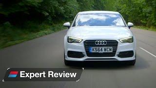 2015 Audi A3 saloon car review