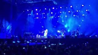 Mariah Carey live performance at Baku concert