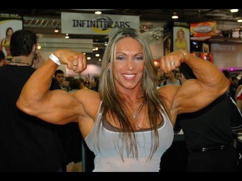 Top 5 mulheres mais fortes do mundo