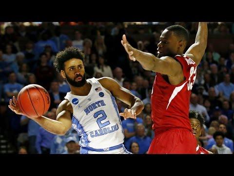 Arkansas vs. North Carolina Game Highlights