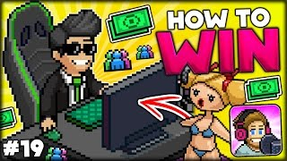 HOW TO WIN 100% EVERYTHING IN TUBER SIMULATOR & MY BIGGEST MISTAKE (PewDiePie Tuber Simulator #19)