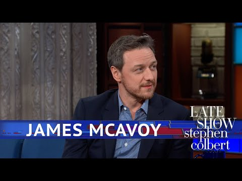 James McAvoy Says Saoirse Ronan Influenced Glass