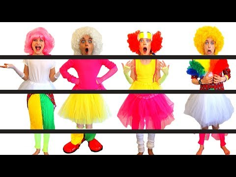 WE RE MIXED UP PUT OUR CIRCUS OUTFITS TOGETHER AGAIN Challenge By The Norris Nuts