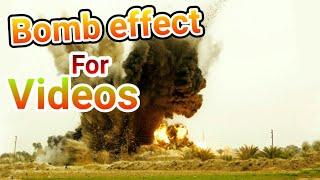 Make amazing fx video using BOMB effects | fxguru movie fx