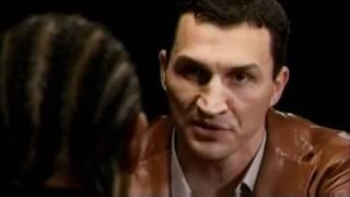 *NEW * HBO Face Off - Wladimir Klitschko vs David Haye