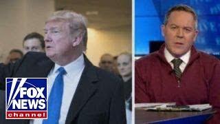 Gutfeld: Trump crashes Davos and tells them what