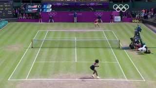 Women's Tennis Singles Finals - London 2012 Olympics