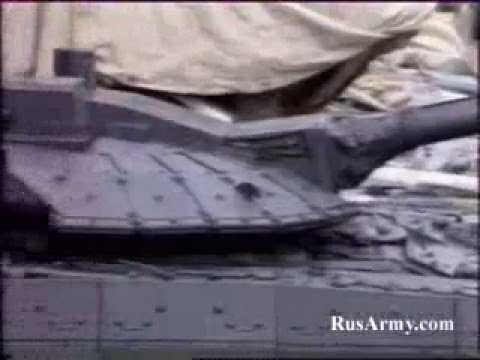 Russion Tanks-tests