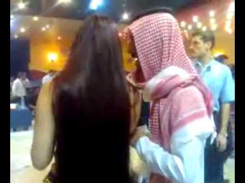 Crazy Arab Man.flv